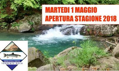 APERTURA STAGIONE DI PESCA 2018